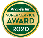 Angies List Super Service Award 2020 - Moving Companies in Washington D.C.