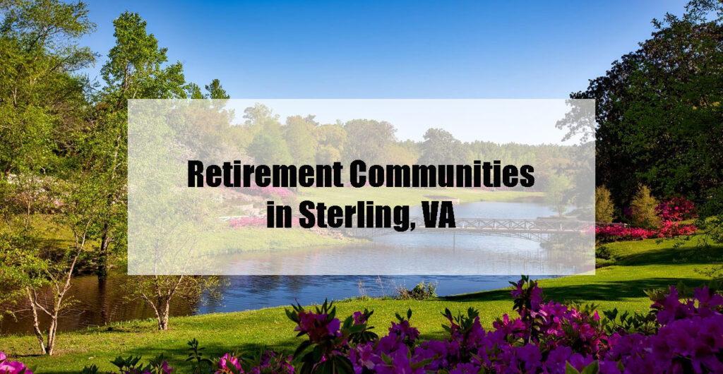 retirement communities sterling, va